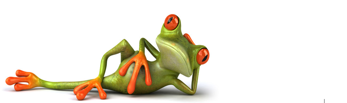The Frog Knows Legal Blog