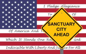 Immigration Enforcement in Sanctuary State