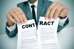 Business Divorce Possible by Agreeing to Tear up Contract