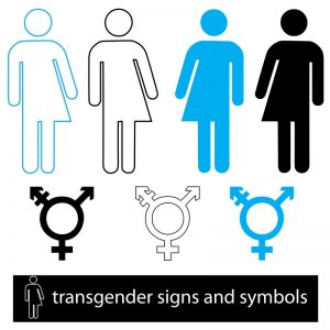 Transgender signs and symbols